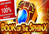 Book of Sphinx im CasinoClub spielen