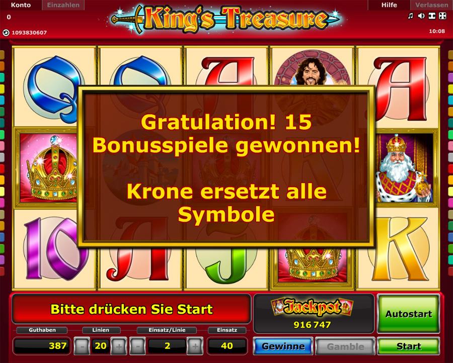 Alles Spitze - King Of Luck Slot Machine Online ᐈ Merkur™ Casino Slots