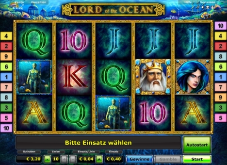 europa casino online lord of the ocean kostenlos